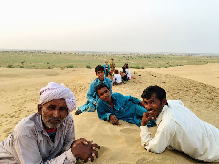 Thar Desert Bandits. Thanks for taking us on camel & camping adventures!  Fleetwood Collection
