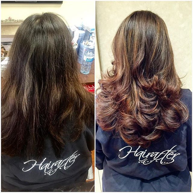 Styling your hair never became easy. Get your hair styled at Hairafter, Best Hair Salon Toronto and let your Hair style do the talking !