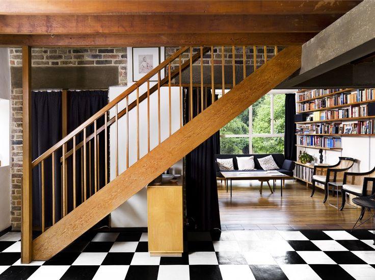 Alison & Peter Smithson   Sugden House Interior