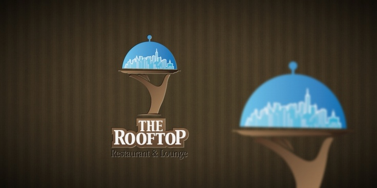 The Rooftop Restaurant & Lounge  Logo  www.therooftoplounge.com
