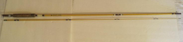 """Lot #237 -Eagle Claw """"Favorite"""" 2 PC Fishing Rod No. MB2585 - 8 1/2FT"""