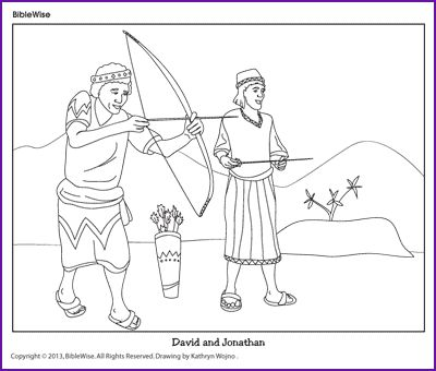 Colouring Pages For David And Goliath 172 Best Church Bible Images On Pinterest