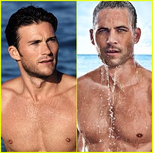 Scott Eastwood Follows in Paul Walker's Footsteps as Davidoff Cool Water's New Face | Fashion, Paul Walker, Scott Eastwood, Shirtless : Just Jared