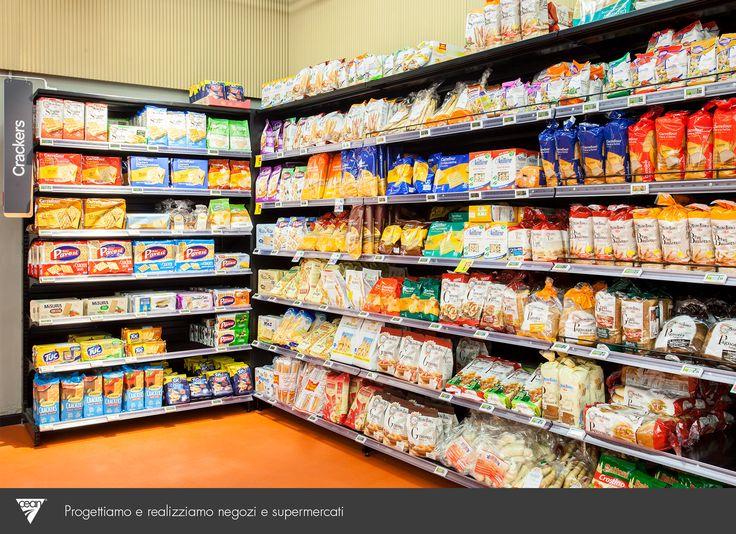 CARREFOUR MARKET Via San Pio V, 7 – Bologna Ristrutturazione completa del nuovo format di Carrefour nel territorio emiliano. Arredi su misura nell'area freschi ed elementi promozionali (testate e area offerte all'ingresso) per facilitare la scelta del cliente: una spesa all'insegna della convenienza! #carrefour #market #foodretail #convenience #store