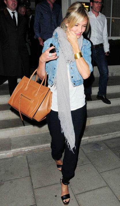 Cameron Diaz London England September 6 2012 - Star Style