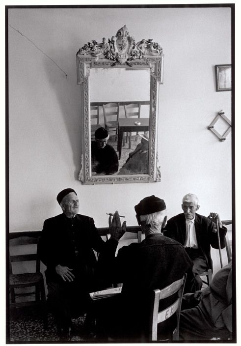 Κρήτη. Καφενείο (1967)