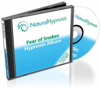 Overcome Your fear of Snakes with Self Hypnosis £9.95
