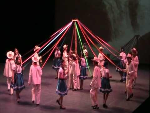 ▶ Danza de Matlachines del estado de Hidalgo - YouTube