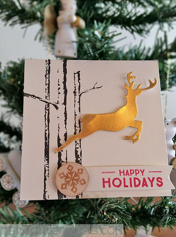 THinkING STAMPS: Happy Holidays