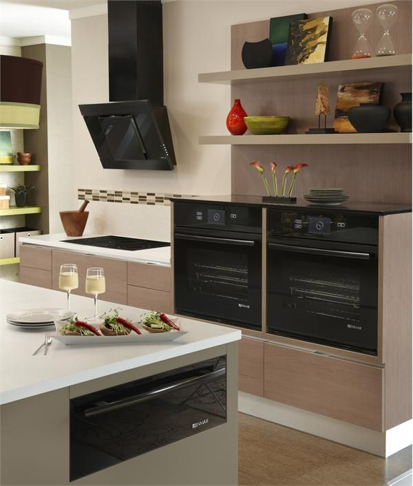 """Jenn-Air® 30"""" Single Wall Oven with V2 Vertical Dual-Fan Convection System from Jenn-Air  http://www.homeportfolio.com/contest/your-perfect-kitchen-questionnaire"""