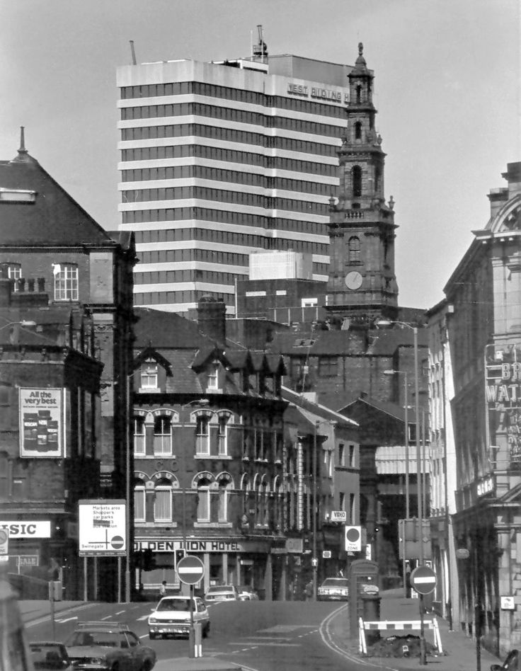 Pinnacle (West Riding House) Leeds (Image Copyright Leodis)