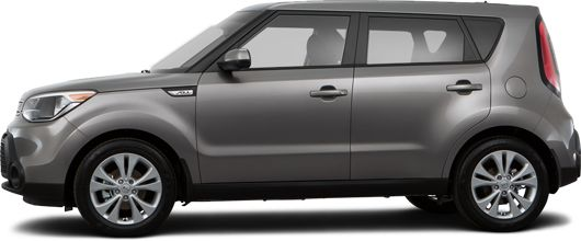 2015 Kia Soul - titanium gray