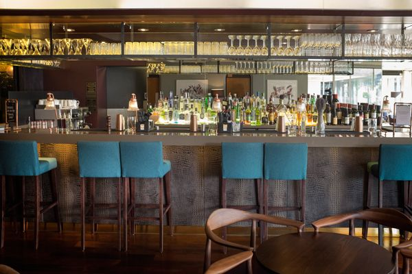 Gin Joint, Barbican Centre, Silk Street, EC2Y 8DS; +44 (0) 207 588 3008.