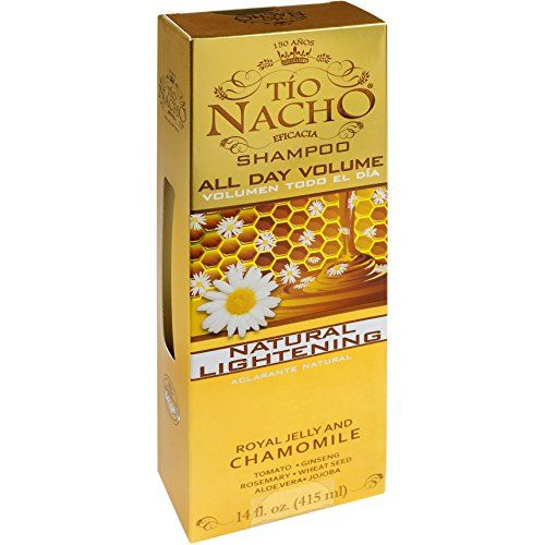 Tio Nacho Natural Lightening Shampoo, 14 Fluid Ounce