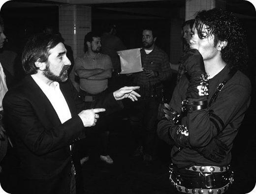 Jacko & Scorsese