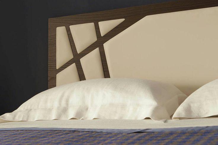 #bed #nightstand #bedroom #closet #slidingdoors #leafdoors #interiordesign #design #modern #contemporary #madeinitaly #salonedelmobile #fieradelmobile #isaloni #fieramilano #luxury #glamour #artdeco #fimes #dresser #tvunit #sofa #mirror #silver #gold #leather #glossy #swarovski #fimeshomedesign #homedesign #clay #bookcase #walkingcloset #cornerbed #coplanar