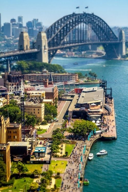 Sydney, Australia -- #travel #vacation visit www.goldsuites.com