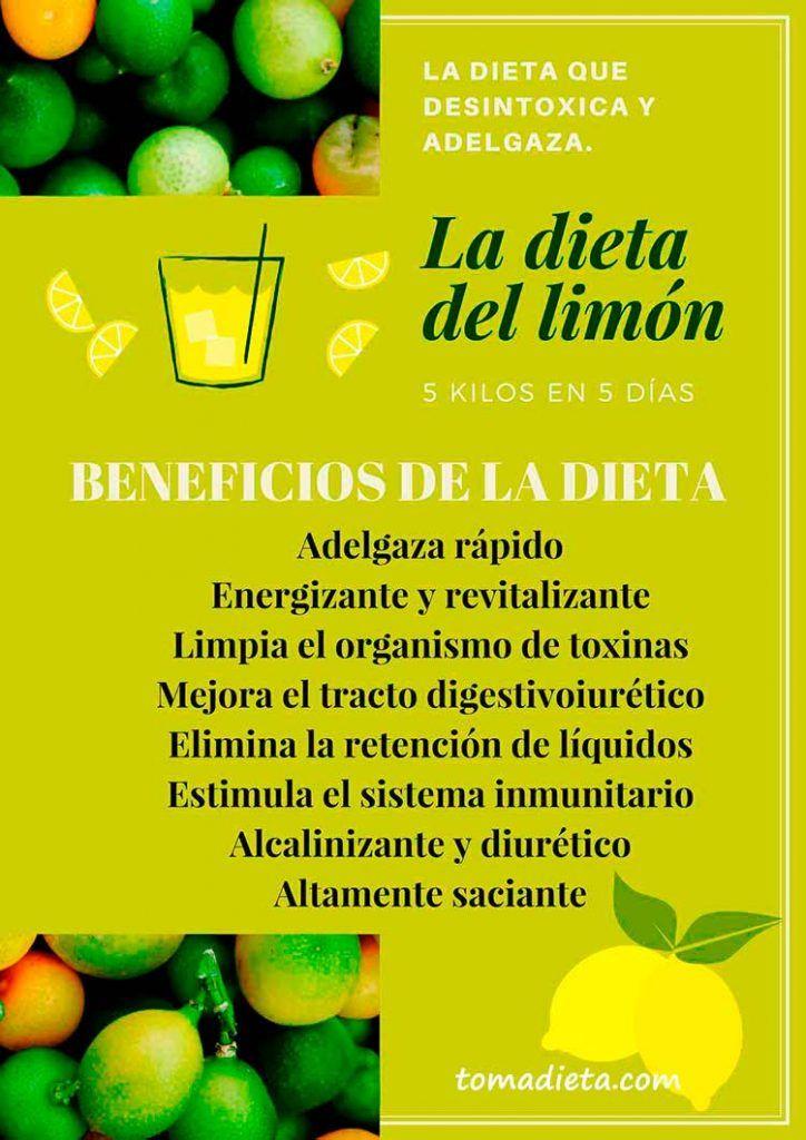dieta s limon