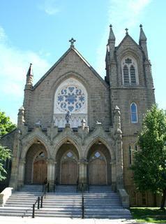 St. Bernard's Roman Catholic Church -