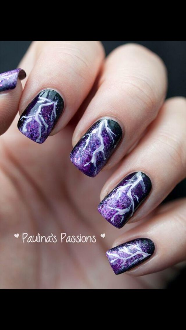 18 best easy cute summer nail art designs images on pinterest lightning nails prinsesfo Gallery