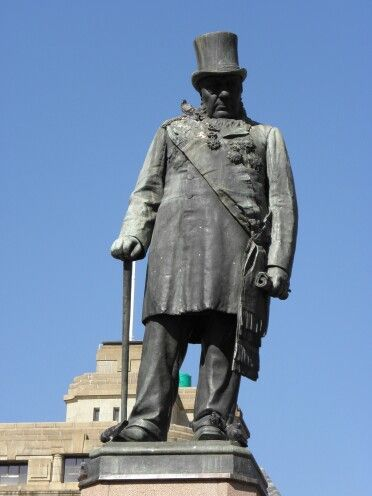 Pretoria - Paul Kruger