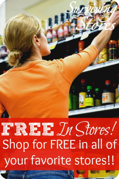 Features items you'll get free after using your coupons.