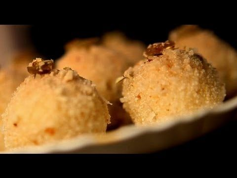 Best Traditional Rava/ Sooji (Semolina) Ladoo By Archana (Diwali Special)