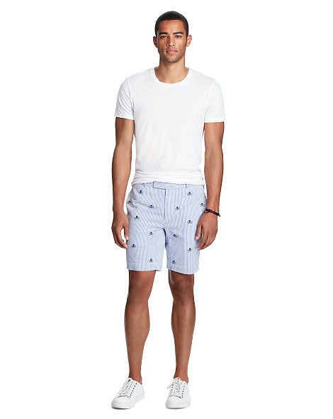 Short stretch droit - Shorts Shorts & Maillots de bain - Ralph Lauren France