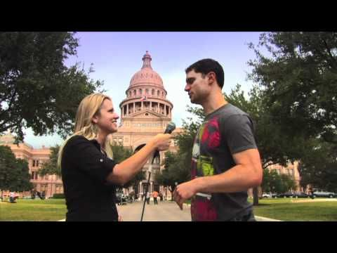 Flula Borg's Hilarious Austin, Texas Interview! He has a hard time understanding our meanings of words lol