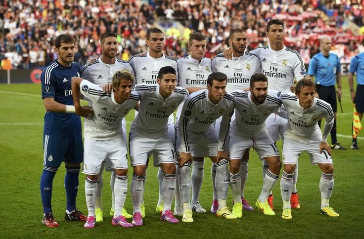 Real Madrid Started The Match Pictures HD - http://wallucky.com/real-madrid-started-the-match-pictures-hd/