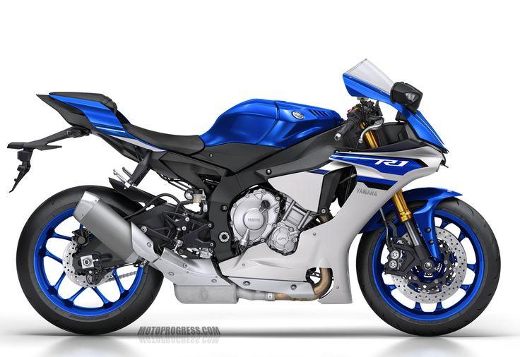 YAMAHA YZF R1 2016 http://www.motoprogress.com/