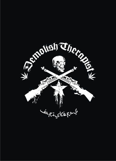 DEMOLISH THERAPIST_INDONESIA_BAND_GRUNGE