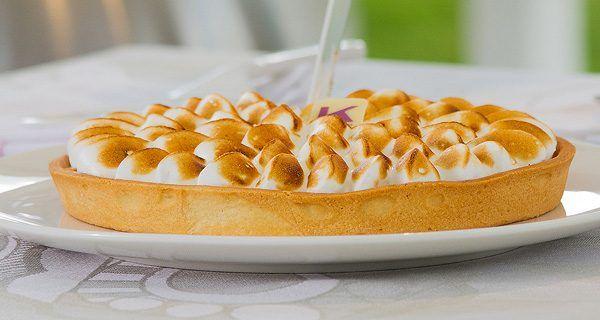 TORTA MERINGUE PIE (MERINGATA CON CREMA AL LIMONE) DI KNAM