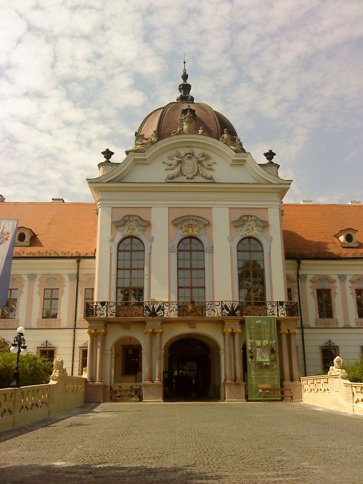 Royal Palace - Gödöllő (middle)