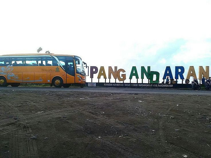 Bus Wisata Jogja Tujuan Pantai Pangandaran