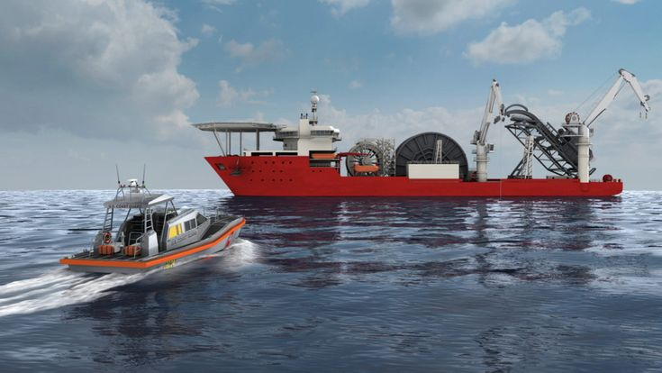 Benefits of Computer Generated Imagery for the Marine Sector — Five Square Imagery, Edinburgh UK  #visualisation #3d #animation