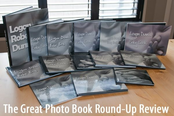 The Great Photo Book Round-Up Review: Who Makes The Best Photo Books?
