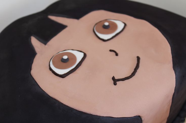 Dora The Explorer Cake by The Vanilla Store To request a quote please email us at info@thevanillastore.com.au