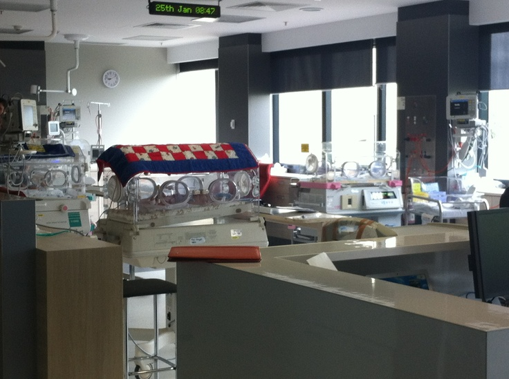 SJOG Geelong Special Care Nursery