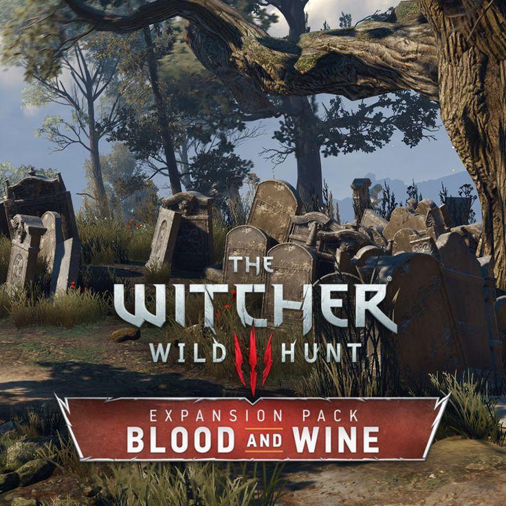 The Witcher 3: Wild Hunt - Blood and Wine, Maciej Caputa on ArtStation at https://www.artstation.com/artwork/K2WAB