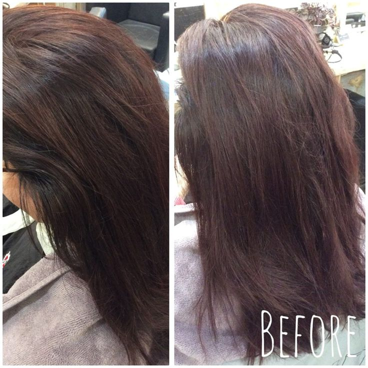 Client's hair before Davines colour application #sdhair #davines #bristolhairdresser