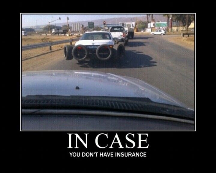 No Insurance Car Insurance Funny Lol