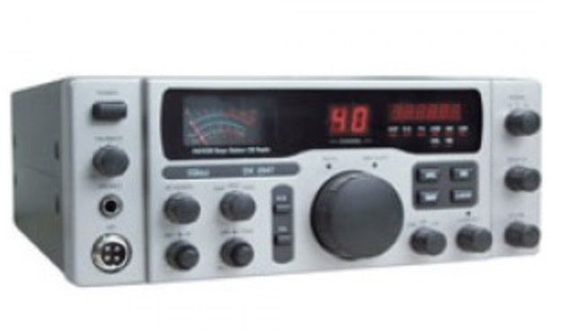 Galaxy 40 Channel Base Station CB Radio with 6 Digit Frequency Counter - DX-2547   $364.62