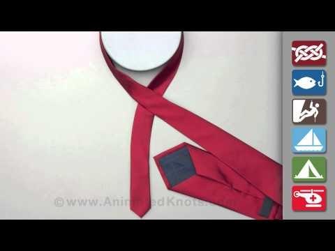 12 best Necktie knots for Noah images on Pinterest ...