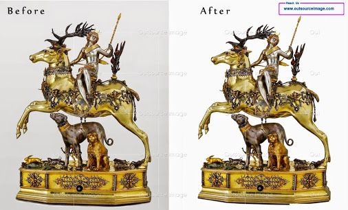 high-end photo clipping path service provider for an affordable price