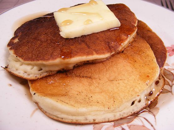 Rogenes Buttermilk Pancakes Recipe - Food.com