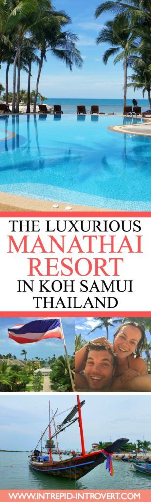 Manathai Resort in Koh Samui, Thailand is a fabulous option if you're after some R&R and luxury. This place was honestly top notch! Read my full review over on my blog :)