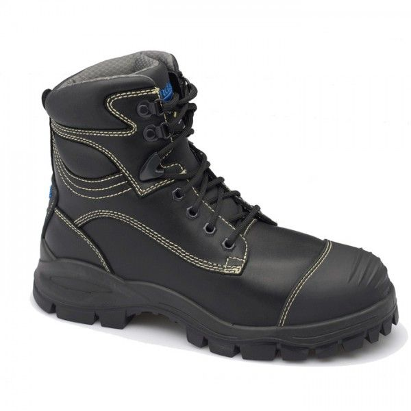 Blundstone Lace Up Safety Boots Black 994 - Blundstone - Brands | Cheap Work  Boots