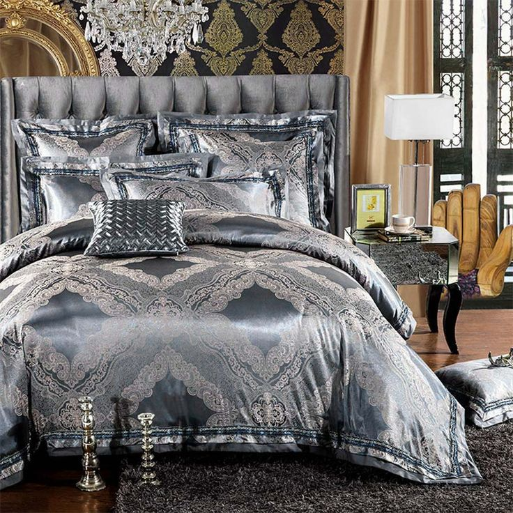 florid palace abstract geometric jacquard bedding set adultfull queen king home textile flat sheet