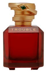Trouble Boucheron: Lemon, Dyer's Greenweed, middle notes of Jasmine and base notes of Amber, Vanilla, Cedar.